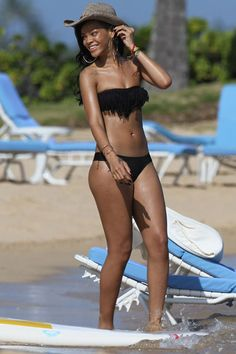 Rihanna Bikini Body Workout