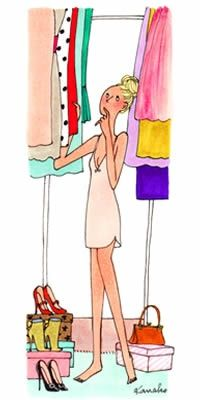 Le dressing secret de votre mère | mylittlemarseille