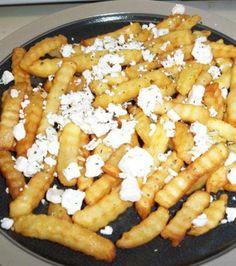 Greek Fries.