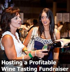 Raise fantastic funds by hosting a wine tasting fundraiser. It's a brilliant event & loads of fun! Discover how to run it successfully with these tips & ideas: www.rewarding-fundraising-ideas.com/hosting-a-wine-tasting-fundraiser.html (Photo by Visitnola, New Orleans / Flickr)