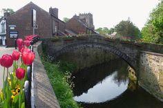 Croston Bridge, Lancashire.