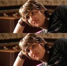 #1 reason to watch Greek. ;) Scott Michael Foster is on my celebrity crush list.  Right up there with Matthew from Downton.