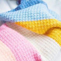 Babydecke Häkeln Diy Häkelmuster Knitting Baby Knitting