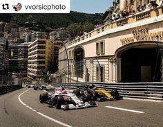 "@f1buzzz en Instagram: ""Esteban Ocon & Jolyon Palmer 2017 Monaco #monaco #f1 #formula1 #motorracing #grandprix #race…"""