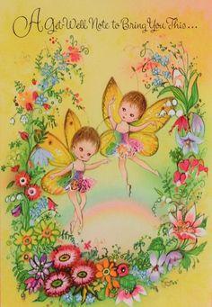 Vintage Card..