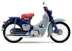 1958年 Super Cub C100