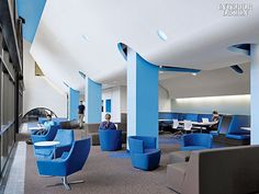 University Of Pennsylvania Education Commons. Firm: Joel Sanders Architect. Location: Philadelphia, PA.