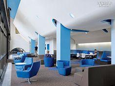 University Of Pennsylvania Education Commons. Firm: Joel Sanders Architect. Location: Philadelphia, PA.