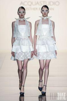 Acquastudio - Prêt-à-porter - Primavera-Verão 2014 - http://pt.flip-zone.com/fashion/ready-to-wear/independant-designers/acquastudio - ©PixelFormula