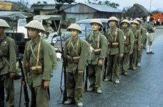 Vietnam History, Vietnam War Photos, First Indochina War, Asia City, North Vietnam, Indochine, Korean War, Cold War, World War I