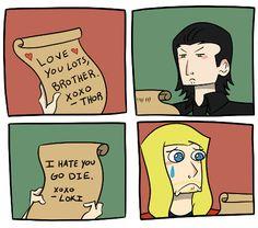oh Loki XD