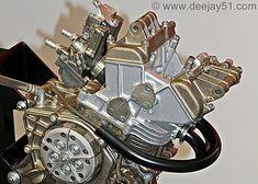Vintage Honda Motorcycles, Honda Bikes, Racing Motorcycles, Steve Brown, Honda Motors, Race Engines, Motorcycle Engine, 50cc, Bracelet Watch