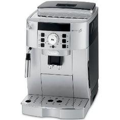 DeLonghi Compact Automatic Cappuccino, Latte and Espresso Machine