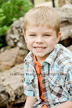 5 Year old boy photography