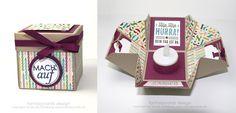 Geburtstags-Box, Explosionsbox