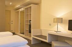 Camera suite  dell'Hotel Le Blanc **** di Monte Bondone - Tn. www.concretasrl.com/view/progetti/hotel-le-blanc - www.blog.concretasrl.com/hotel-le-blanc/