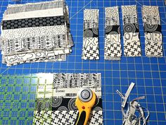 Cut…Stitch…Cut…Stitch – Fresh Lemons Modern Quilts