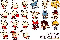 How To Pixel Art, Cool Pixel Art, Pix Art, Pixel Characters, Pixel Art Games, Game Dev, Sprites, Plastic Canvas Patterns, Creature Design