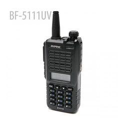 BaoFeng BF-5111UV Walkie Talkie CB Radio 128CH 5W Dual Band Dual PTT Portable 409shop,walkie-talkie,Handheld Transceiver 對講機- Radio