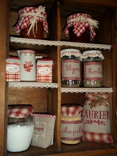 I'm remodeling and this is a great idea for getting those touches of red spread around!
