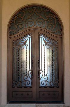Colletti Design   Iron Doors   Wrought Iron Doors