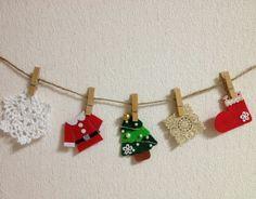 クリスマスオーナメントの作り方|フェルト|編み物・手芸・ソーイング|ハンドメイド・手芸レシピならアトリエ