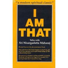 Nisargadatta was a little old shop keeper in India who had lines of people waiting each day to hear the simple profound wisdom this man had to offer. I always feel like I am sitting down with him and the person he's interviewing having a cup of tea and listening to the pearls of wisdom and spiritual guidance that so easily come from his speaking.
