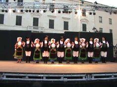 Il Grande ritorno del Gruppo di Atzara alla Cavalcata Sarda 2009 Sassari...