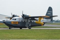 GRUMMAN PLANES | Grumman HU-16C Albatross (UF-1/G-64)
