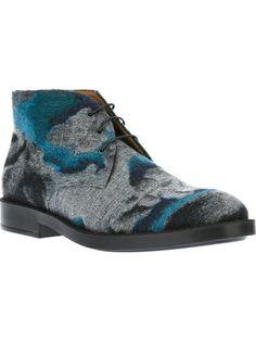 KENZO Cloud Print  Kurt  Boot Mens Fashion Shoes 6b4c94f37