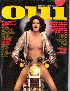 Oui Magazine November 1977 Near Mint Mature by JamesVintageJunk