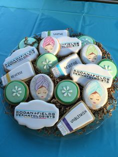 Rodan + Fields cookies for my BBL