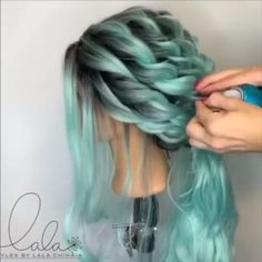 50 Classy Braided Updo Styles For Wedding! is part of Classy Braided Updo Styles For Wedding Hair Tutorials - Don't you want to be like princesses on your wedding Then you should take a look at the braided updo hair styles we have prepared for you! Girl Hairstyles, Braided Hairstyles, Wedding Hairstyles, Popular Hairstyles, Braided Updo, Hair Upstyles, Updo Tutorial, Hair Videos, Hair Designs