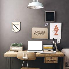Arbeitszimmer einrichtungsideen  ▷ Einrichtung fürs Arbeitszimmer: 10 Tipps | Arbeitszimmer ...