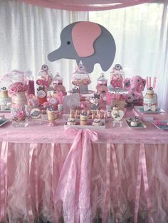 Baby shower themes for gils elephant party planning 35 Ideas for 2019 Baby Shower Niño, Baby Girl Shower Themes, Girl Baby Shower Decorations, Baby Shower Princess, Baby Shower Invitations For Boys, Baby Shower Centerpieces, Baby Shower Parties, Shower Party, Decoracion Baby Shower Niña