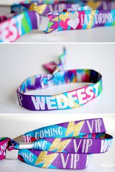 wedfest wedding festival wristbands http://www.wedfest.co/generic-wedfest-festival-wedding-wristbands/