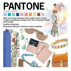 """Here are the colors of Spring 2015. The new CAbi collection has great pieces in these beautiful colors! #Spring2015 #Pantone #Fashion Color Report"""