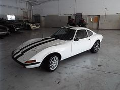 1972 Opel GT, Buick 231 cid V6 Engine, 350 Turbo Performance Auto Transmission