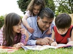 Get Dads Reading Campaign - Book Trust