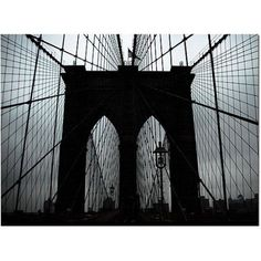 Trademark Fine Art Brooklyn Bridge Canvas Art by Tammy Davison, Size: 18 x 24, Multicolor