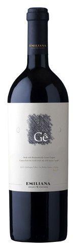 Emiliana G - Wine Enthusiast: 93 points (12/2011); Wine Spectator: 93 points (2005), Wine Advocat (Robert Parker) 92 points (2005)