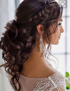 Wedding Hairstyles For Long Hair Magnificent 48 Our Favorite Wedding Hairstyles For Long Hair  Pinterest
