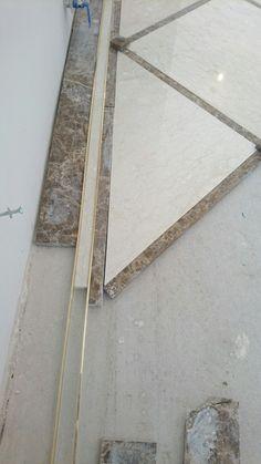 marble flooring Marble froor, marble ins - Floor Design, Ceiling Design, Tile Design, House Design, Floor Patterns, Tile Patterns, Entryway Flooring, Tile Trim, Marble Floor