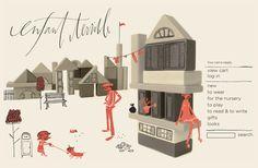 Enfant Terrible - Also Design, Also Illustration, Also Animation