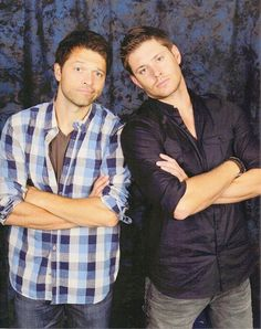 Misha and Jensen !!!