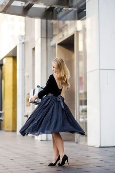 Love this classic black dress. Perfect as a Christmas or New Year party dress.  See more inspiration in my latest blog post. Click the image to take you there.