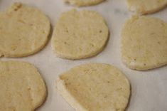 It has grown on me!: How to Bake Crunchy Okara Cookies - Healthy Protein Cookies Protein Cookies, Healthy Cookies, Homemade Tofu, Healthy Protein, Healthy Baking, Desserts, Food, Deserts, Healthy Crackers