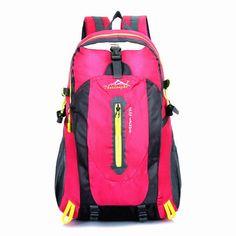 9e330245e540 JOYPESSIE fashion school bag Waterproof Nylon men Backpack Bag women  mochila Travel Bag Rucksack trekking bag