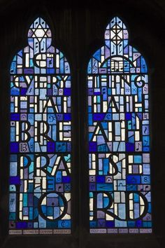 Let Every Thing that hath Breath Praise the Lord by John Petts