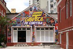 Gibiteca de Curitiba.